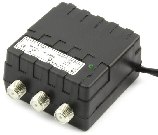 12V Strømforsyning til RiksTV antenne