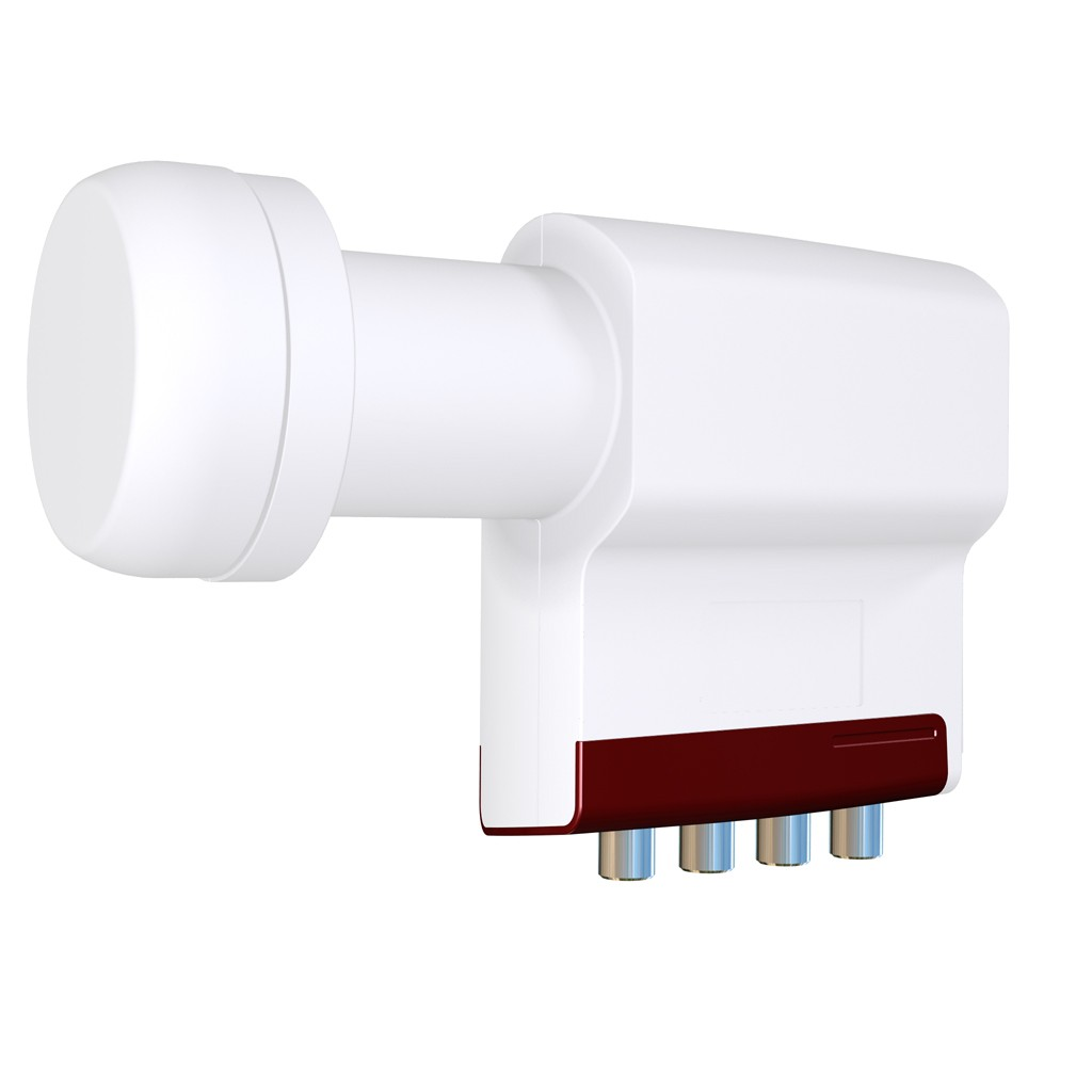 Inverto Quad Long Neck LNB