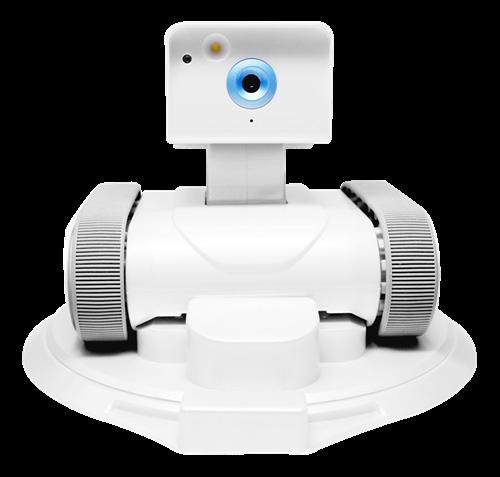 Nettverksstyrt overvåkingsrobot.