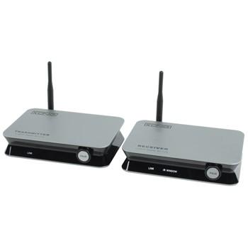 Digital AV-link system